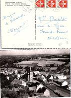 FRANCE - CP AGENCE POSTALE VILLOSANGES PUY DE DÔME 18.6.1960 / 1 - Marcofilia (sobres)