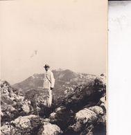 ITALIE TAORMINA TAORMINE Ziretto 1926 Photo Amateur Format Environ 11 Cm X 8,5 Cm - Lieux