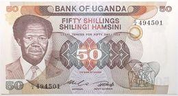 Ouganda - 50 Shillings - 1985 - PICK 20 - NEUF - Uganda