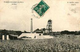 St Aubin De Luigné * La Mine * Thème Mines - Autres Communes