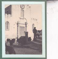 ITALIE TAORMINA TAORMINE La Cathédrale 1926 Photo Amateur Format Environ 11 Cm X 8,5 Cm - Lieux