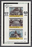 Soccer / Football / Fussball - WM 1982:  Panama  Bl ** - 1982 – Spain