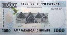 Rwanda - 1000 Francs - 2015 - PICK 39a - NEUF - Rwanda