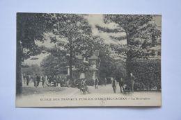 Ecole Des Travaux Publics D'ARCUEIL-CACHAN-la Recreation - Arcueil