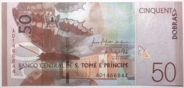 Sao Tome Et Principe - 50 Dobras - 2016 - PICK 73a - NEUF - Sao Tomé Et Principe
