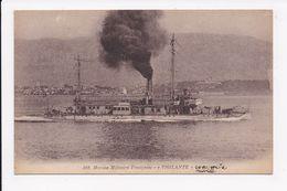 """CP MARINE MILITAIRE FRANCAISE """"Vigilante""""   ( Canonniere Fluviale) - Warships"""