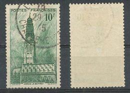 FRANCE - 1942 - NR 567 - Oblitere - Usados
