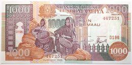 Somalie - 1000 Shillings - 1996 - PICK 37b - NEUF - Somalia