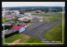 82  MONTAUBAN  ...   Aérodrome  MORIN  VEDRINES - Montauban