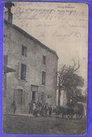 Carte Postale 63. Moissat-Haut   Recette Buraliste Très Beau Plan - France