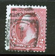Etats Unis - Vereinigte Staaten - USA 1894 Y&T N°98b - Michel N°90b (o) - 2c G Washington - Gebruikt