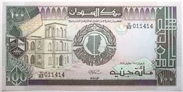 Soudan - 100 Pounds - 1989 - PICK 44b - NEUF - Soudan