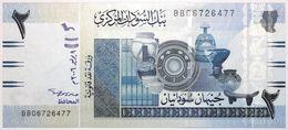 Soudan - 2 Pounds - 2006 - PICK 65a - NEUF - Soudan