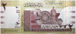 Soudan - 2 Pounds - 2017 - PICK 71c - NEUF - Soudan