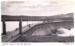 Owen Falls Dam Jinja Uganda River Old Rhodesia Postcard - Non Classés