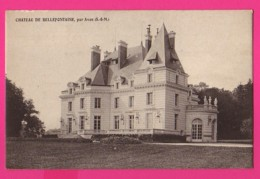 CPA (Réf: Z 3077) Château De Bellefontaine Par AVON (77 SEINE-ET-MARNE) Vue D'ensemble - Avon