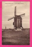 CPA (Réf: Z 3082) STEENVOORDE  (59 NORD) Moulin, Route De Bergues - Steenvoorde