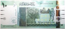 Soudan - 10 Pounds - 2015 - PICK 73b - NEUF - Soudan
