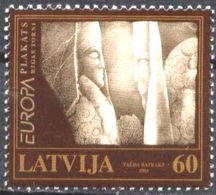 Mint Stamp Europa CEPT 2003  From Latvia - Europa-CEPT