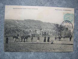 ENV. DE LAON - PANORAMA D' ARRANCY - Laon