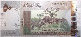 Soudan - 50 Pounds - 2017 - PICK 75d - NEUF - Soudan