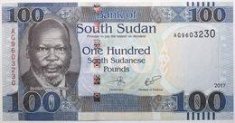 Soudan Du Sud - 100 Pounds - 2017 - PICK 15c - NEUF - Zuid-Soedan