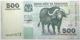 Tanzanie - 500 Shilingi - 2003 - PICK 35a - NEUF - Tanzanie