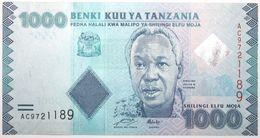 Tanzanie - 1000 Shilingi - 2010 - PICK 41a - NEUF - Tanzanie