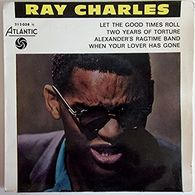Ray Charles: Let The Good Times Roll  EP 45 - Blues