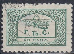 Turkey, Scott #RAC28, Used, Plane, Issued 1933 - Poste Aérienne