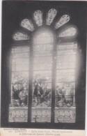 Bv - Cpa LORIENT - Eglise Saint Louis - Vitrail Représentant La Délivrance De Lorient (Octobre 1746) - Lorient