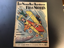 Album N° 2 «les Nouvelles Aventures Des Pieds Nickelés ; Des Exploits Formidables» - Libri, Riviste, Fumetti