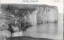 Vaucottes - Falaises D'Aval - France