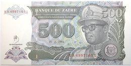 Zaïre - 500 Nouveaux Zaïres - 1994 - PICK 64 Aa.2 - NEUF - Zaire