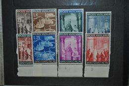 Vatican 1950 MNH Complet - Ungebraucht
