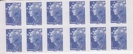 Marianne De Beaujard, TVP Bleu Carnet De 10 TP N° 4201-C1 (Postexport ...), Neuf ** - Usage Courant