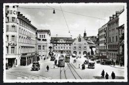 St. Gallen - Hechtplatz - Tram - Tramway - Oldtimer - SG St. Gall