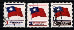 Taiwan 1980-81 National Flag - 1945-... République De Chine