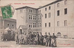 Romans - Caserne De La Presles (cliché E.Morel) - Romans Sur Isere