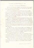 """Militaria 2. Weltkrieg """"Tagesbefehl Des Führers Vom 16.04.1944"""" - Dokumente"""