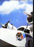 "Fort Lauderdale (1999) - FLorida - TROPIC BIRD AIRWAYS Seaplane Grumman G-21A Goose""  CPM Hydravion - Fort Lauderdale"