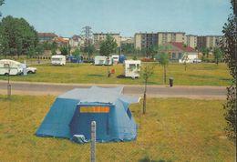 10x15  Fourchambault      Le Terrain De Camping - Autres Communes