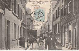 50 - CHERBOURG - Rue Christine - Cherbourg