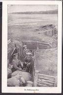 Im Schützengraben - War 1914-18