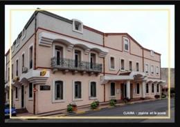 66  CLAIRA    .....   La  Mairie  Et La  Poste - Andere Gemeenten