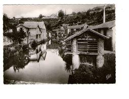 87 Bellac Les Tanneries Sur Les Rives Du Vincou CPSM GF - Bellac