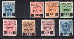 ROYAUME DES SERBES,CROATES ET SLOVENIES 1919 * MANQUE 5 H. - 1919-1929 Royaume Des Serbes, Croates & Slovènes