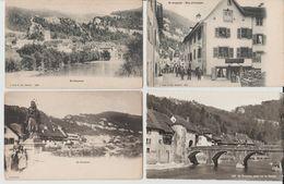 Cartes Post.Suisse - JU Jura