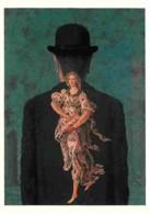 Art - Peinture - René Magritte - Le Bouquet Tout Fait - CPM - Voir Scans Recto-Verso - Peintures & Tableaux