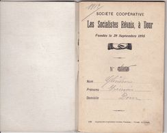 Les Socialistes Réunis à Dour - Colecciones